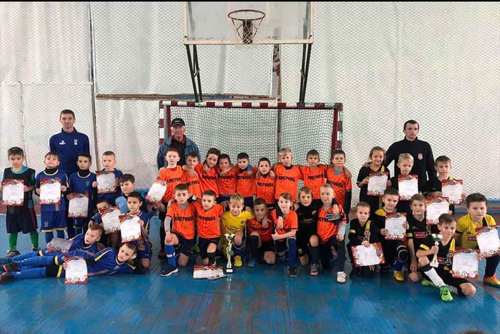 Кубок з футзалу серед юнаків 2012 р.н. Перша ліга.
