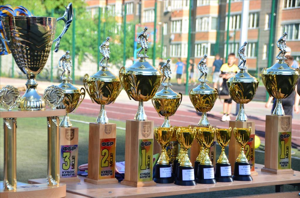 Нагородження 9-го сезону Футбольної Битви Районів