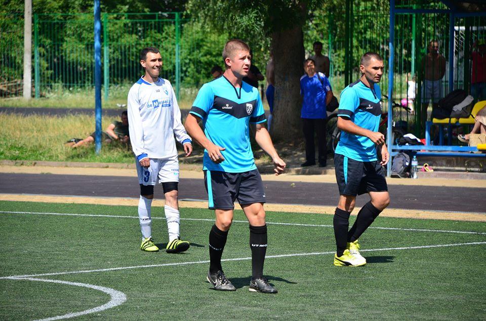 Завершився груповий етап Футбольної Битви Районів
