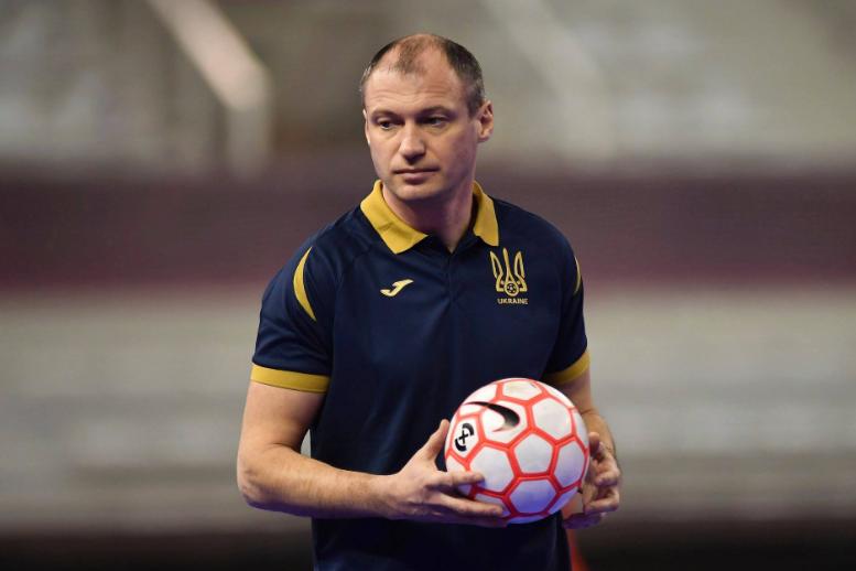 Олег Шайтанов: «Рівень гри у матчах чемпіонату України U-17 мене приємно здивував»