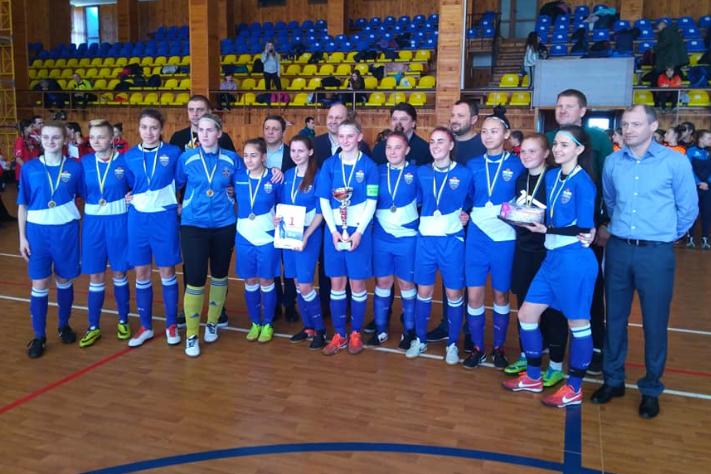 Чемпіонат України U-17 серед дівочих команд. Підсумки турніру